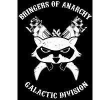 Bringers Of Anarchy Photographic Print