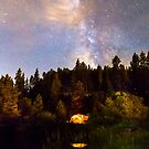 Milky Way Wings by Bo Insogna