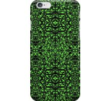 Tribal Pattern ( Green ) iPhone Case/Skin