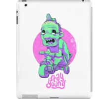 Stay Young iPad Case/Skin