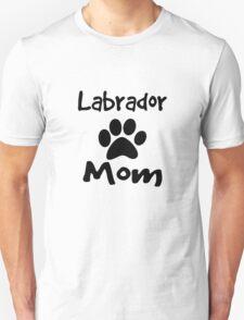 Labrador Mom Unisex T-Shirt