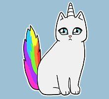 Rebel the Unicorn Cat – Sitting Unisex T-Shirt