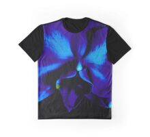 Blue Orchid  Graphic T-Shirt