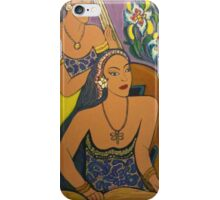 Tantri Artist in Bali's Jail / Artwork  iPhone Case/Skin