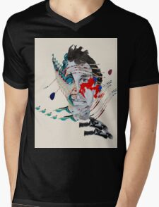Painting With (Avey Tare) Mens V-Neck T-Shirt
