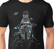 Interstellar Travels Unisex T-Shirt