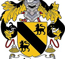 Lopez Coat of Arms/Family Crest by William Martin