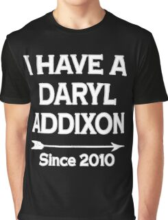 I have a Daryl Addixon - Walking Dead Graphic T-Shirt