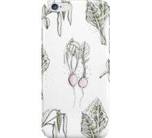 Veggies and Veggies iPhone Case/Skin