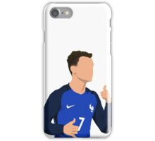 Antoine Griezmann Goal Celebration iPhone Case/Skin