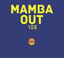Kobe Bryant Mamba out Unisex T-Shirt