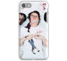 Animal Collective Lying Down iPhone Case/Skin