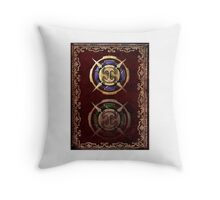 Fable Guild Seal Throw Pillow