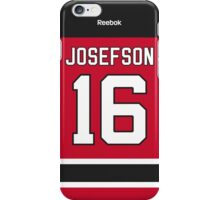 New Jersey Devils Jacob Josefson Jersey Back Phone Case iPhone Case/Skin