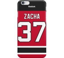 New Jersey Devils Pavel Zacha Jersey Back Phone Case iPhone Case/Skin