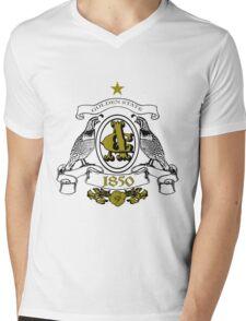 California quail Mens V-Neck T-Shirt