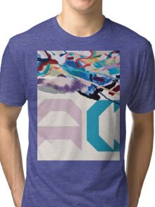 Painting With (AC Logo) Tri-blend T-Shirt