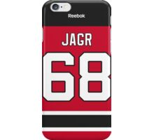 New Jersey Devils Jaromir Jagr Jersey Back Phone Case iPhone Case/Skin