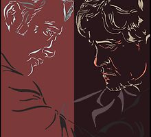 Hannibal and Will (PC) by Laura Spencer
