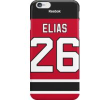 New Jersey Devils Patrik Elias Jersey Back Phone Case iPhone Case/Skin