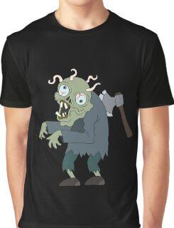 Zombie man  Graphic T-Shirt