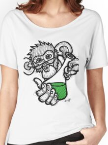 Lab Monkey Women's Relaxed Fit T-Shirt