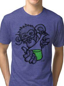 Lab Monkey Tri-blend T-Shirt