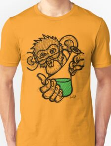 Lab Monkey T-Shirt