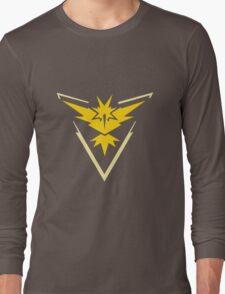 TEAM INSTINCT LOGO Long Sleeve T-Shirt