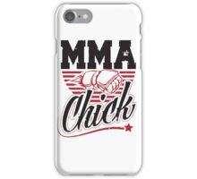 MMA Chick iPhone Case/Skin