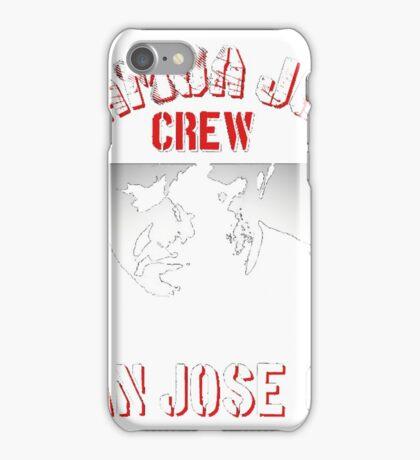 samoa joe crew  iPhone Case/Skin
