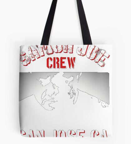 samoa joe crew  Tote Bag