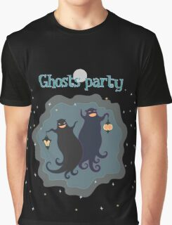Ghosts party! Graphic T-Shirt
