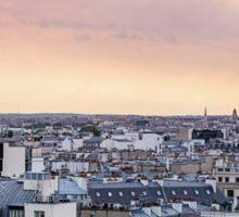 La Vie En Rose - Paris, France Sticker