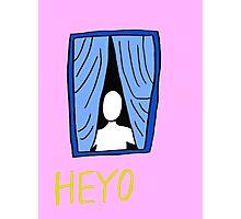 Heyo Photographic Print
