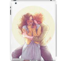 Tickles iPad Case/Skin