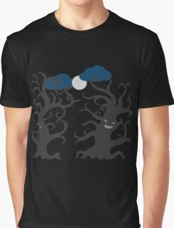 Dancing and smiling fantasy trees Graphic T-Shirt