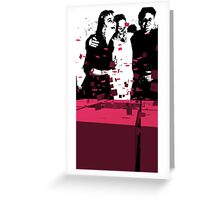 Wedding, Parties, and Champagne! Greeting Card