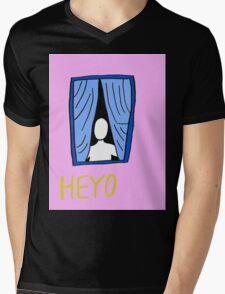 Heyo Mens V-Neck T-Shirt