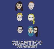 Quantico by garigots