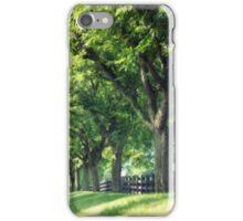 A Summer Drive iPhone Case/Skin