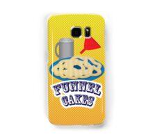 Funnel  Cakes  Samsung Galaxy Case/Skin