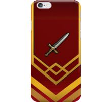 120 Attack Cape - Runescape iPhone Case/Skin