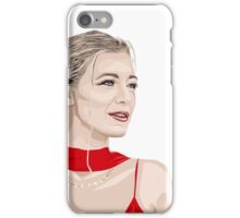 Blake Lively Vectorized iPhone Case/Skin