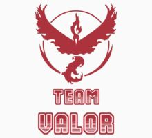 Pokemon Go: Team Valor Baby Tee
