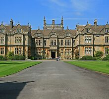 Corsham Court by RedHillDigital