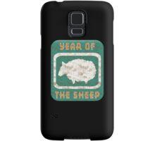 Year of The Sheep Goat Ram Samsung Galaxy Case/Skin