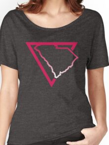 pink triangle south carolina Women's Relaxed Fit T-Shirt