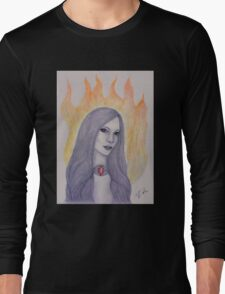 The Red Woman Long Sleeve T-Shirt