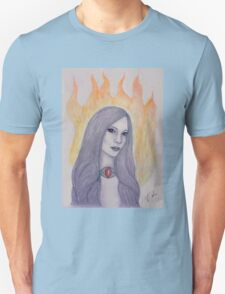 The Red Woman Unisex T-Shirt